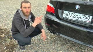 видео Отзывы владельцев BMW 5 серии в кузове E60