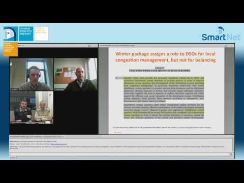 TSO-DSO coordination | Interactive online debate