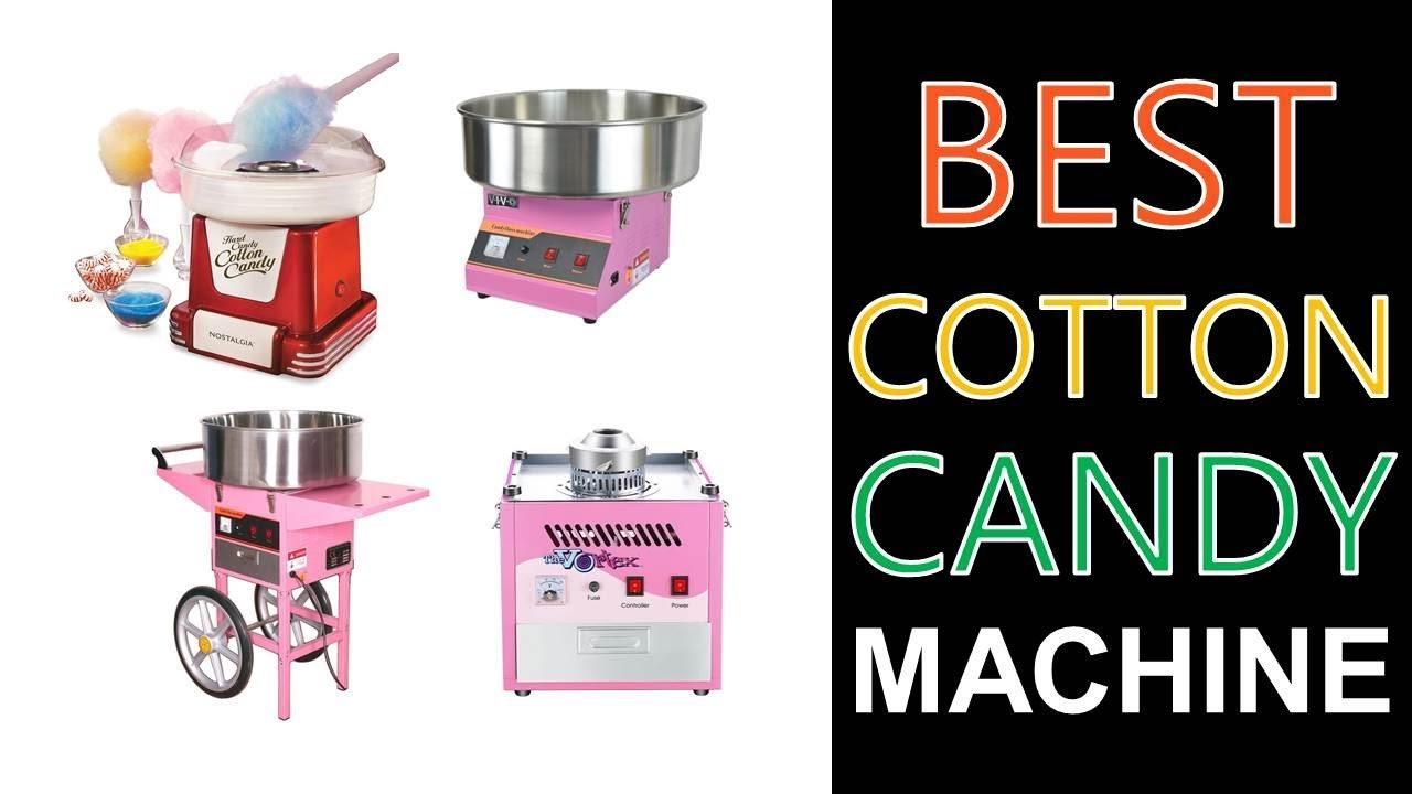 Best Cotton Candy Machine - YouTube