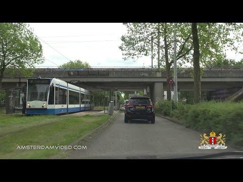 Badhoevedorp - Slotervaart - Hoofddorpplein & Steampump Lijnden (5.23.14 - Day 1422)