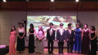 Grupo Ars Nova, Himno a Rubén Darío, Elegía.