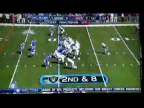 JaMarcus Russell 2009 Highlights