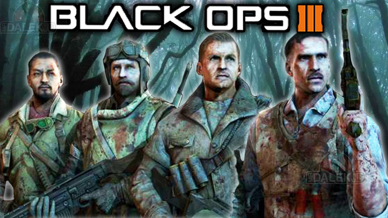 how to draw call of duty black ops 3 zombies