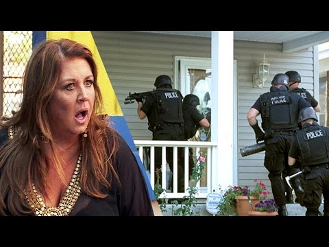 Abby Lee Miller's House RAIDED By The POLICE