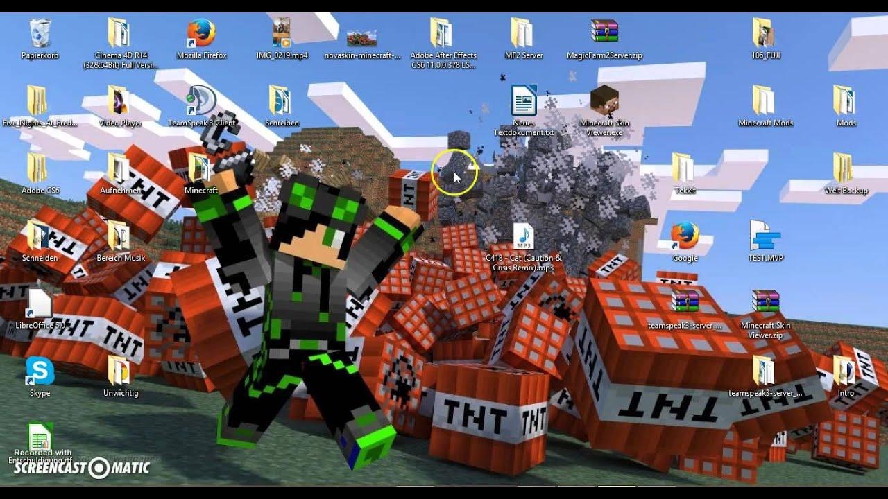 Minecraft Skin Bilder Erstellen