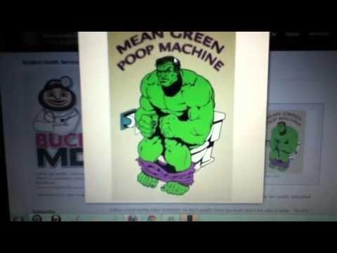 yxd_Mean green poop machine - YouTube