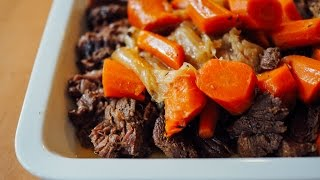 Instant Pot Smart - Easy Pot Roast