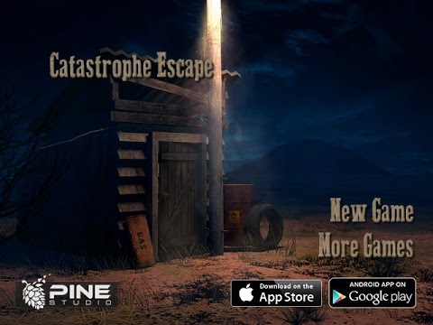 Catastrophe Escape Game Walkthrough