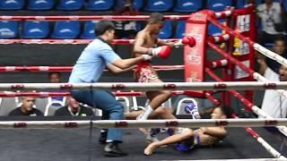 Saileuat TigerMuayThai vs Saensab Moopingaroijungboei @ Rajadamnern Stadium