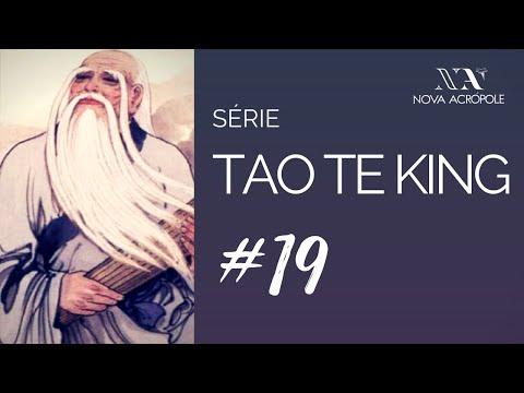 TAO TE KING - Aforismos 31 a 37 - leitura comentada NOVA ACRÓPOLE