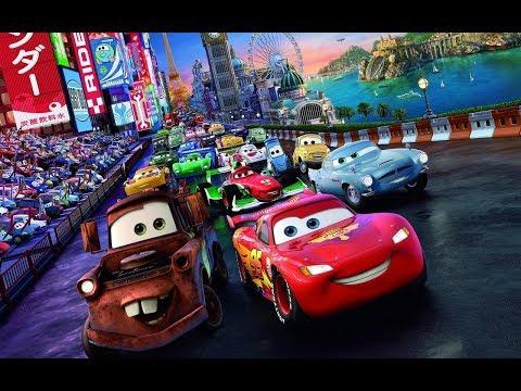 Cars 1 Full Movie English Lightning McQueen