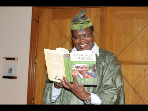 Miguna Miguna heads back to Canada after stay in Berlin,Germany |#NEWSIN90