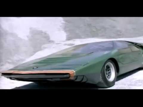 Alfa Romeo 33 Bertone Carabo Dream Cars Youtube