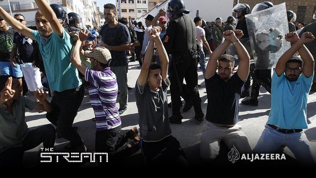 The Stream - The Stream -  #AlHoceima: Popular movement demands dignity for Morocco's Rif region
