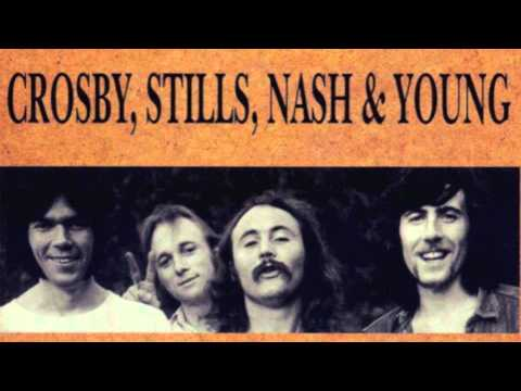 Crosby, Stills, Nash, & Young- Ohio (Marvel Years Remix)
