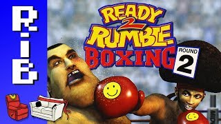 "Ready 2 Rumble Boxing: Round 2: ""Too Much Funk in the Ring!"" Run it Back!"