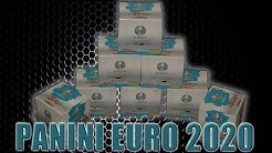 Panini EURO 2020 ADRENALYN XL | FULL BOOSTER BOX 50 BOOSTER = 400 KARTEN | Unboxing