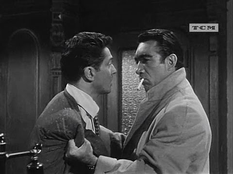 Anthony Quinn  The Naked Street 1955 Farley Granger, Anne Bancroft  Full Movie