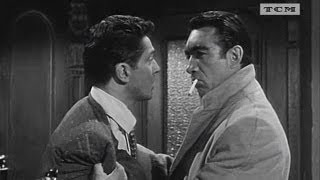 Anthony Quinn - The Naked Street (1955) Farley Granger, Anne Bancroft - Full Movie