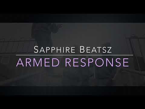 (Zone 2) Kwengface x Karma - Behind Barz instrumental   Armed Response   Prod. Sapphire Beatsz