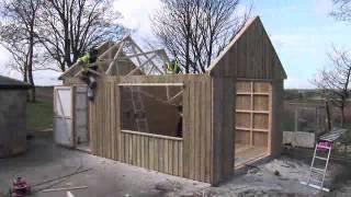 Sheds, Garden Buildings & Garages - Highland Timber Buildings