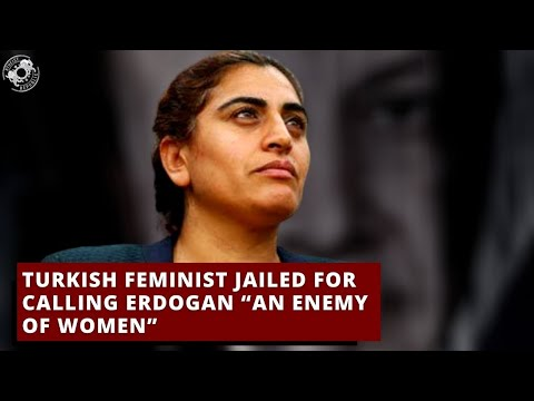 "Turkish Feminist Jailed for Calling Erdogan ""An Enemy of Wom"