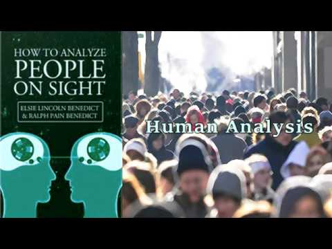 How to Analyze People on Sight [Full Audiobook] by Elsie Lincoln Benedict Mp3