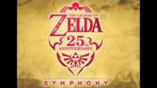 02 - Kakariko Village (and Twilight Princess Theme) - Legend of Zelda 25th Anniversary Orchestra