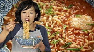how to cook top ramen noodles