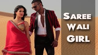 Download Hindi Video Songs - Sunny Leone - Saree Wali Girl | Girik Aman