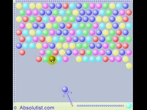 Спанч боб стрельба по шарикам игра