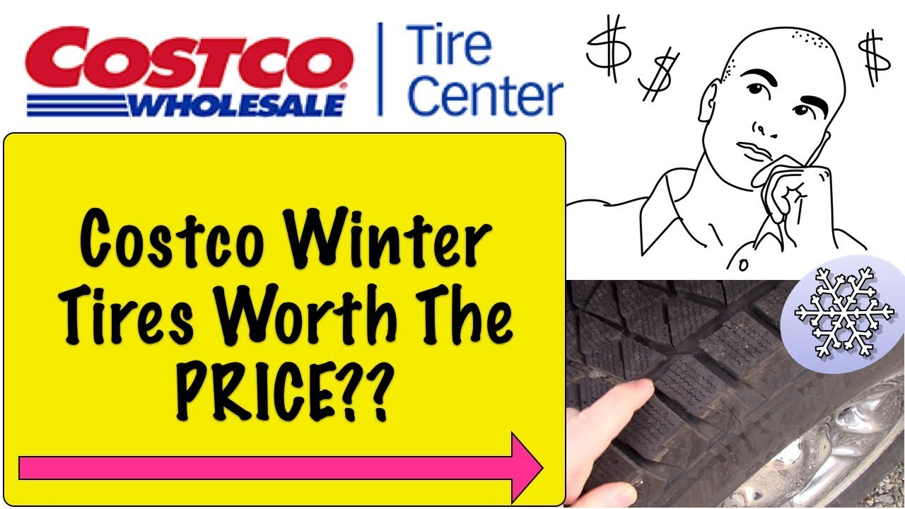 Costco Blizzak Winter Tires Are They Worth The Price Pt 1 Youtube