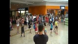 Starlight Dance Center Westfield Flash Mob (stronger) 9-1-12
