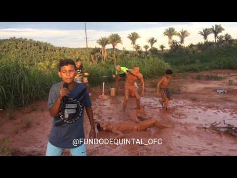 FUNDO DE QUINTAL OFC - PISEIRO NO ATOLEIRO - RAY PORTO (Vídeo Oficial) + BASTIDORES