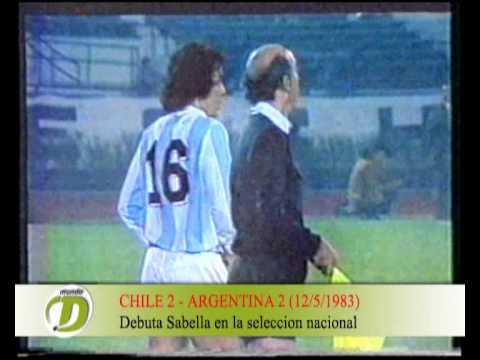 Sabella contra Chile (12/5/1983) / Archivos de Gustavo