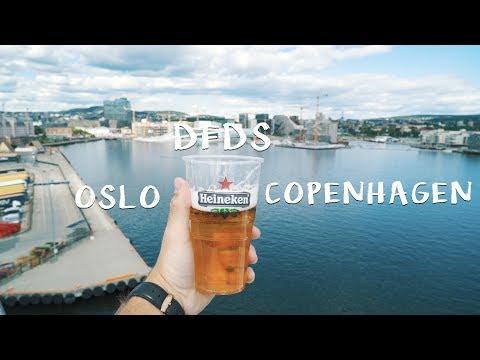 DFDS OSLO TO COPENHAGEN | VLOG 196