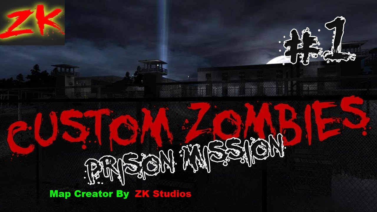 Call of duty world at war prison mission v11 custom zombies live call of duty world at war prison mission v11 custom zombies live stream gameplay gumiabroncs Choice Image