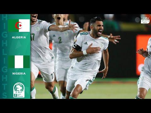 HIGHLIGHTS: Algeria vs. Nigeria