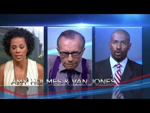 Politicking: Van Jones and Amy Holmes Face Off