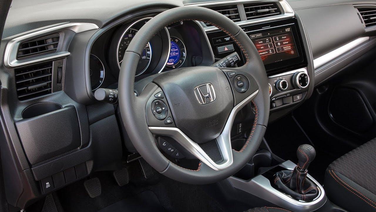 2018 honda fit interior. delighful 2018 2018 honda fit sport us spec  interior for honda fit interior