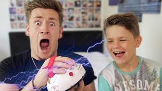 One of Oli White's most viewed videos: BROTHERS TAKE LIE DETECTOR TEST