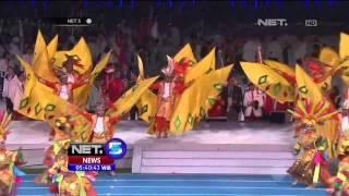 Sajian kesenian resmi penutupan Asian Games 2014 - NET5