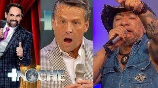 ¡Adame y Trejo se enfrentan en duelo de rap! | + Noche