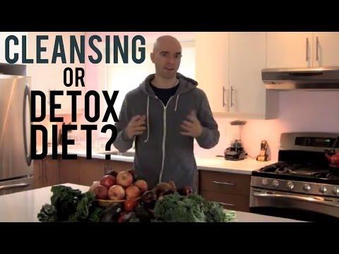 Cleansing Or Detox Diet?