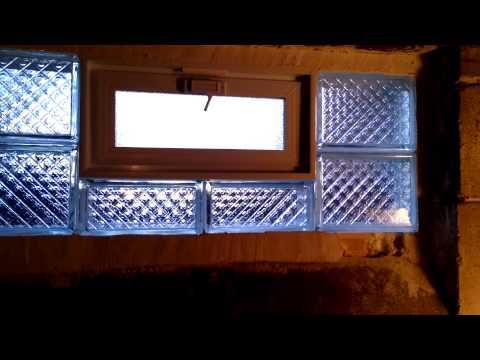Lowes backs up installer of Glass block 2