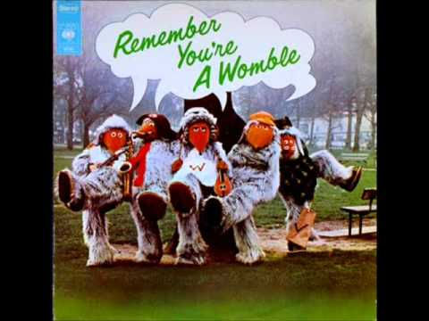 The Wombles - remember youre a womble  1974