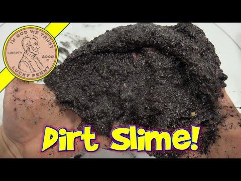 Dirt Slime! Will Slime Blend? oops, My Blendtec Blender Smokes!