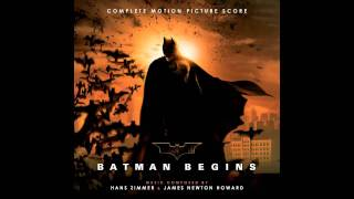 Train Fight - Batman Begins Complete Score (No SFX)