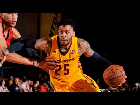 Eric Moreland 2016-17 NBA D-League Season Highlights w/ Canton Charge