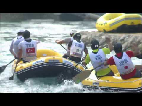 IRF World Rafting Championship 2016 Day 4 Wadi Adventure Al Ain, United Arab Emirates